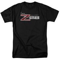 Chevrolet Z28 LOGO Licensed Adult T-Shirt All Sizes