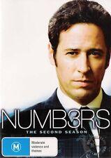 NUMB3RS / Numbers : SEASON 2 : NEW DVD