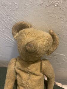 antique vintage steiff teddy bear