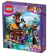 LEGO Friends 41122: Adventure Camp Tree House - Brand New Girls set