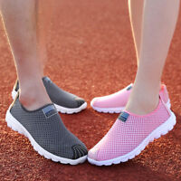 Fashion Women Running Shoes Breathable Mesh Sports Casual Shoes Outdoor Sneakers