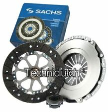 SACHS 3 PART CLUTCH KIT FOR VOLVO 940 SALOON 2.3 TI