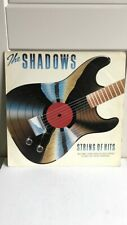 "The Shadows String Of Hits Original Pressing  12"" Vinyl LP Record 1979."