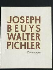 Joseph Beuys, Walter Pichler, Zeichnungen