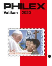 Philex Vatikan catalogus Vatikaan catalogue Katalog 2020 catalogo Vaticano