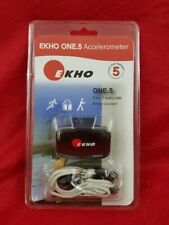 EKHO One.5 Accelerometer - Pedometer Brand New and Sealed
