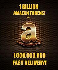 1,000,000,000 AMAZON (AMZ) 1 BILLION TOKENS CRYPTO MINING CONTRACT ERC20 COIN