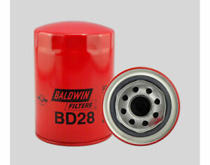 Dual-Flow Oil Filter Baldwin BD28 for Ford Light Trucks & Mitsubishi engines.