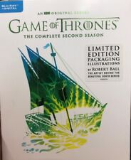 Game of Thrones The Complete Second Season 2 (BLU-RAY + DIGITAL) BRAND NEW