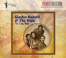 Gladys Knight & the Pips - Early Years [New CD] Portugal - Import