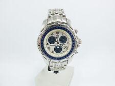 Orologio LANCASTER Chronograph Professional acciaio quarzo Uomo 221ve17
