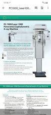 Panoramic Corporation Pc 1000laser 1000 Dental Panoramiccephalometric X Ray