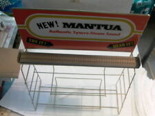 Mantua Ho Dealer Display Syncro-Steam Sound-Wire Test Stand 1983 Nos,Boxed,L@K!
