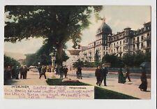 Interlaken,Switzerland,Hohepromenade,Grand Hotel,Canton Bern,Used,1904