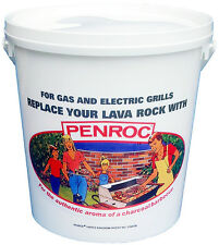PENROC  (LAVA ROCK-LAVASTEINE-REPLACEMENT) - 6L TUB FOR GAS BBQ'S - CRAZY OFFER