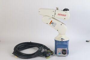 Denso Wave VP-6242M Industrielle Roboter W/ Kabel