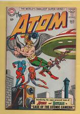 Atom #7 Dc Comics 1963 Gil Kane/Murphy Anderson Hawkman Appearance Vf-