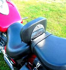 DRIVER RIDER BACKREST YAMAHA XVS 1100 DRAGSTAR (V-STAR 1100) CUSTOM