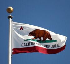 Bandera, Flag, California Republic 90x150 cm Envío Gratuito Certificado