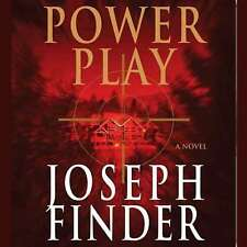 Power Play (Joseph Finder) -- Unabridged Audiobook -- 7 Compact Discs - LOW SHIP
