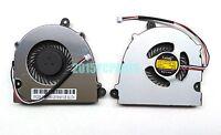 New for Clevo W110 W110ER W170HN W170HR P370 P370EM CPU Fan 6-23-AW15H-010