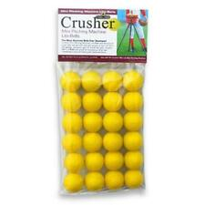 Heater Cr15 Crusher Soft Yellow Mini-Balls 24 Pack
