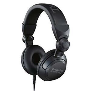 TECHNICS EAH-DJ1200-K DJ Monitoring Headphones Panasonic