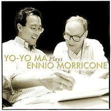 Yo-Yo Ma - Yo-Yo Ma Plays Ennio Morricone [New CD] Blu-Spec CD 2, Japan - Import