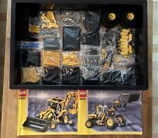 Lego Technic Technique 8455 pneumatique Excavateurs. 100% complet