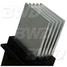 HVAC Blower Motor Resistor Front BWD RU1328