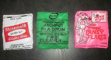 Wacky Packages style fridge magnets 1974 Nadel and sons Pink Panther spoof