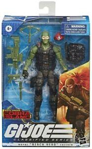 Beach Head  #10 Cobra Island G.I. Joe Classified Series 15 cm Figur Hasbro