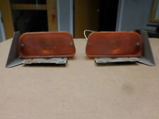 1969 Ford Ranchero Front Park Lamps Left Right (in bumper)