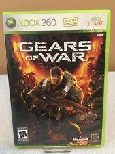 Gears of War Video Game (Microsoft Xbox 360, 2006)