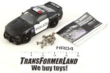 Barricade Decepticon Frenzy 100% Complete Human Alliance Movie ROTF Transformers