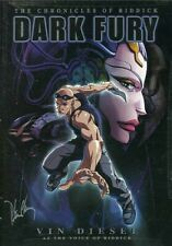 The Chronicles of Riddick: Dark Fury (Dvd, 2004)