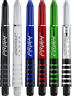 WINMAU PRISM FORCE DART STEMS SHAFTS WITH GRIP ZONES