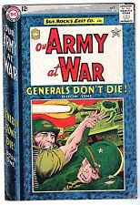 Our Army at War with Sgt. Rock #147, Very Good - Fine Condition'