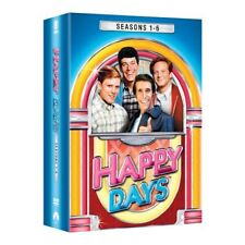 Happy Days The Complete Series Seasons 1-6 New Sealed DVD Box Set 22-Disc