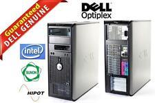 Dell Optiplex 360 Barebone Chassis Motherboard PowerSupply & Case Cooler N105F