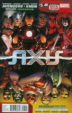 Axis (2014-2015) #5 of 9