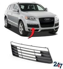 NEW AUDI Q7 4L 2006 - 2009 S LINE FRONT BUMPER UPPER GRILL RIGHT O/S