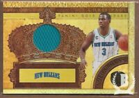 2010-11 Panini Gold Standard Gold Crowns Materials #8 Chris Paul/249 Jersey