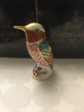 Royal Crown Derby Humming Bird