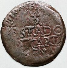 Colombia 1/2 Real 1811. Pre-republican. Very rare.