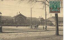 Charleroi Sud La gare Années 1920