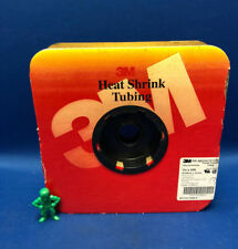3M FP-301 1in x 50ft Yellow Heat Shrinkable Flexible Polyolefin Tubing
