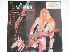 """VARDIS -Let's Go- 7"""" 45"""