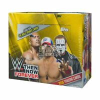 2016 Topps WWE Then Now Forever 24ct Retail Box