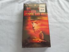 Between Heaven and Hell (VHS, 1956) - ROBERT WAGNER / BRODERICK CRAWFORD - NEW